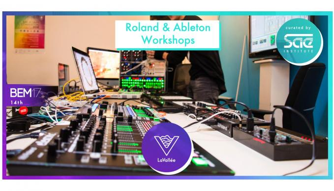 Workshop by Roland & Ableton