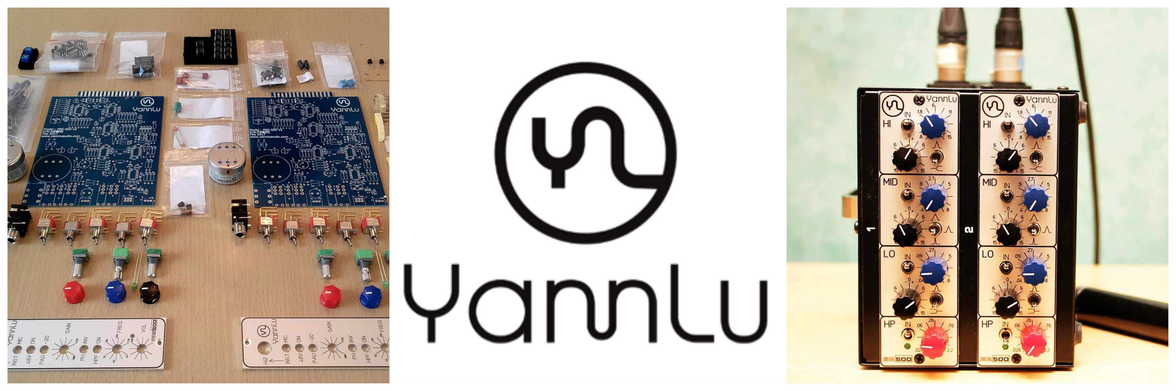 WORKSHOP YANNLU PRO AUDIO